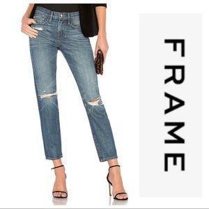 🎉 HP 🎉 NWT Frame Le Boy Jean